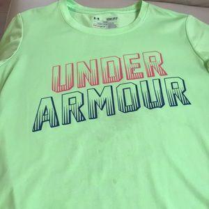 Under Armour Shirts & Tops - T-shirt